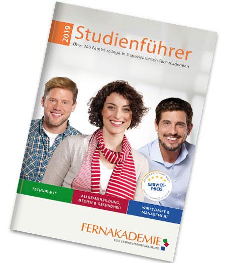 Fernakademie für Erwachsenenbildung Studienhandbuch