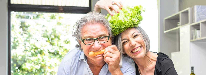 Senioren – richtige Ernährung im Alter