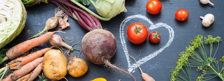 vegetarische ern hrung immer mehr anh nger. Black Bedroom Furniture Sets. Home Design Ideas