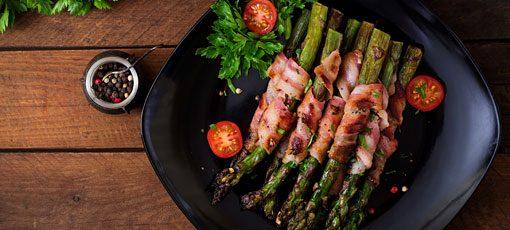 Gemüse, Fisch oder Fleisch – Tipps zum gesunden Grillen