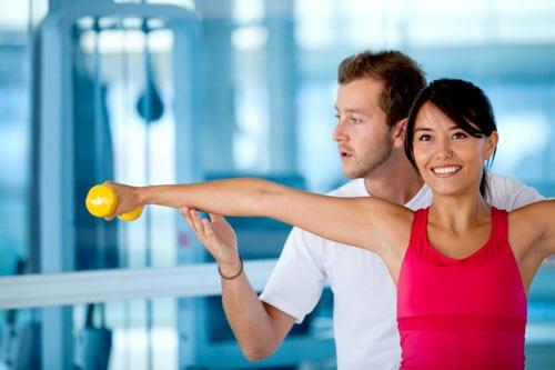Fitnesstrainer A- und B-Lizenz