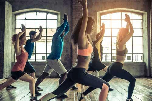Fitnesstrainer C-Lizenz