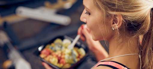 Weiterbildung Ernährungsberater für Sportler
