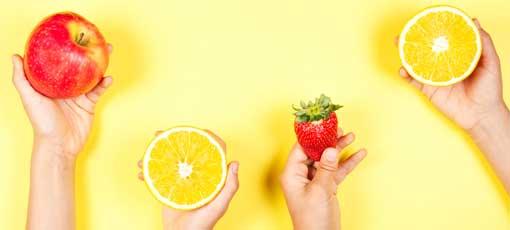 Vom Wissen über gesunde Ernährung profitieren Kinder und Erwachsene nachhaltig